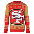 San Francisco 49ers Big Logo NFL Ugly Sweater