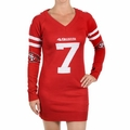 San Francisco 49ers Colin Kaepernick #7 Player Ugly Sweater Dress