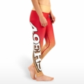 San Francisco 49ers (Gradient Print) NFL Leggings