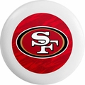 San Francisco 49ers NFL High End Flying Discs By Forever Collectibles