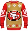 San Francisco 49ers NFL Ugly Sweater Almost Right