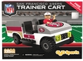 San Francisco 49ers Team Trainer Cart Set NFL OYO
