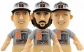 "San Francisco Giants 2014 World Series Champions (T-Shirt/Hat) 10"" MLB Player Plush Bleacher Creatures Set of 3"
