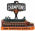 San Francisco Giants AT&T Park Replica Stadium World Series Champ Forever