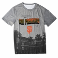 San Francisco Giants Greetings Tee by Forever Collectibles