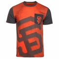 San Francisco Giants MLB Cotton/Poly Pocket Tee