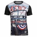 San Francisco Giants MLB Short Sleeve Thematic Tee by Klew