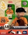 San Francisco Giants OYO Minifigures