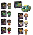 Scooby Doo Dorbz by Funko Complete Set (7)