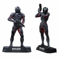 "Scott and Sara Ryder (Mass Effect: Andromeda) Set (2) 7"" Figures McFarlane"