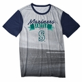 Seattle Mariners Outfield Photo Tee by Forever Collectibles