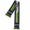Seattle Seahawks 2016 NFL Big Logo Scarf By Forever Collectibles