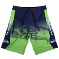 Seattle Seahawks Gradient NFL Board Shorts