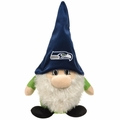 "Seattle Seahawks NFL 11"" Plush Gnomie By Forever Collectibles"