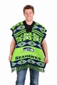 Seattle Seahawks NFL Poncho