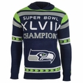 Seattle Seahawks NFL Super Bowl Commemorative Hoody