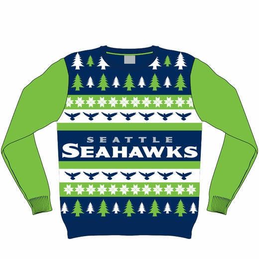 img - Seahawks Christmas Sweater