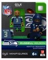Seattle Seahawks OYO Minifigures