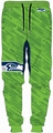 Seattle Seahawks MLB Polyester Mens Jogger Pant by Forever Collectibles