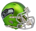 Seattle Seahawks Riddell Blaze Alternate Speed Mini Helmet