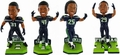 "Seattle Seahawks (Set of 4) ""BOOM"" NFL Bobble Heads Forever"