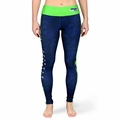 Seattle Seahawks (Team Stripe) NFL Leggings
