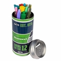 Seattle Seahawks Thematic Soda Can Bank