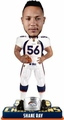 Shane Ray (Denver Broncos) Super Bowl 50 Champions NFL Bobble Head Forever Collectibles
