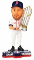 Shane Victorino (Boston Red Sox) 2013 World Series Champ Trophy Bobble Head Forever