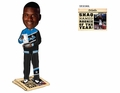 Shaquille O'Neal (Orlando Magic) Rookie of the Year Trophy Newspaper Base NBA Legends Bobble Head