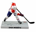 "Shea Weber (Montreal Canadiens) 2016-17 NHL 6"" Figure Imports Dragon Wave 1"