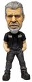 "Clay Morrow Sons of Anarchy 6"" Bobblehead Mezco"