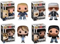 Sons of Anarchy Funko POP! Vinyl Figure Complete Set (4)