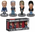 Sons of Anarchy Mini Wacky Wobblers Boxed Set (4)
