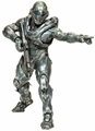 "Spartan Locke Halo 5: Guardiands Deluxe 10"" Figure"
