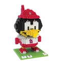 St. Louis Cardinals MLB 3D Mascot BRXLZ Puzzle By Forever Collectibles
