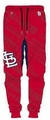 St. Louis Cardinals MLB Polyester Mens Jogger Pant by Forever Collectibles