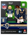 Los Angeles Rams OYO Minifigures