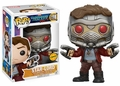 Star-Lord (Guardians of the Galaxy Vol. 2) CHASE Funko Pop!