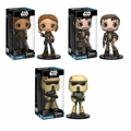 Star Wars: Rogue One Funko Wobblers Complete Set (3)