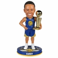 Stephen Curry (Golden State Warriors) 2015 NBA Champions Bobble Head
