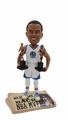 Stephen Curry (Golden State Warriors) Back to Back MVP Trophy Newspaper Base Bobble Head