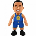 "Stephen Curry (Golden State Warriors) (Blue Jersey) 10"" Player Plush NBA Bleacher Creatures"