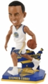 Stephen Curry (Golden State Warriors) Dub Nation (White Jersey) 2016 NBA Bobblehead Forever Collectibles