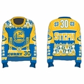 Stephen Curry (Golden State Warriors) NBA Ugly Player Sweater