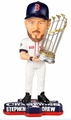 Stephen Drew (Boston Red Sox) 2013 World Series Champ Trophy Bobble Head Forever