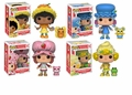 Strawberry Shortcake Funko Pop! Complete Set (4)