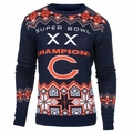 Super Bowl Commemorative Crew Neck Sweater
