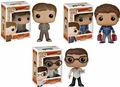 Superbad Complete Set (3) Funko Pop!