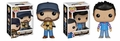 Supernatural Funko Pop!